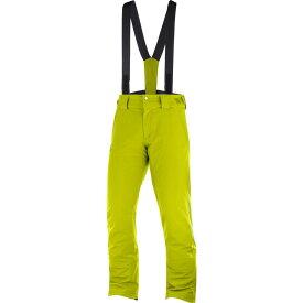 サロモン Salomon メンズ スキー・スノーボード ボトムス・パンツ【StormSeason Ski Pants】Citronelle