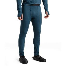 ザ ノースフェイス The North Face メンズ スキー・スノーボード ベースレイヤー タイツ・スパッツ ボトムス・パンツ【Warm Poly Tight Baselayer Pants】Blue Wing Teal