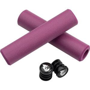 ウルフトゥース Wolf Tooth Components ユニセックス 自転車 グリップ【karv grips】Purple