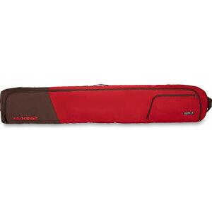 ダカイン Dakine ユニセックス スキー・スノーボード スーツケース・キャリーバッグ【Fall Line Ski Roller Bag】Deep Red