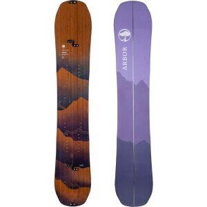 アーバー Arbor レディース スキー・スノーボード スプリットボード ボード・板【Swoon Camber Splitboard 2022】