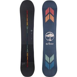 アーバー Arbor ユニセックス スキー・スノーボード ボード・板【Formula Rocker Snowboard 2022】