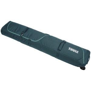 スーリー Thule ユニセックス スキー・スノーボード スーツケース・キャリーバッグ【Roundtrip Skip Roller Bag】Dark Slate