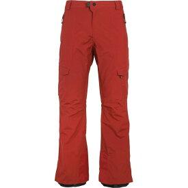 シックス エイト シックス 686 メンズ スキー・スノーボード ボトムス・パンツ【Quantum Thermagraph Pants】Rusty Red