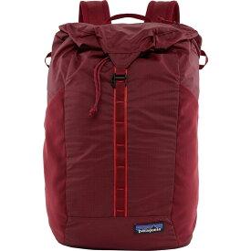 パタゴニア Patagonia ユニセックス スキー・スノーボード バックパック・リュック【Ultralight Black Hole 20L Backpack】Roamer Red