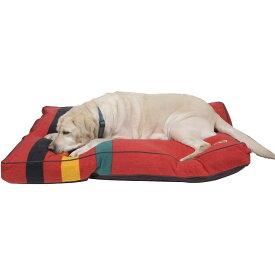 Pendleton ペンドルトン ペットグッズ 犬用品 ベッド・マット・カバー ベッド【Mount Rainier National Park Pillow Dog Bed w/Removable Cover】