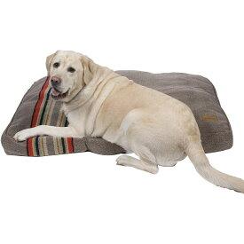Pendleton ペンドルトン ペットグッズ 犬用品 ベッド・マット・カバー ベッド【Yakima Camp Pillow Dog Bed w/Removable Cover】Umber