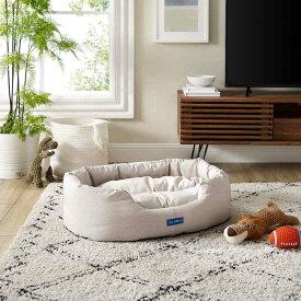 Sam's Pets サムズペット ペットグッズ 犬用品 ベッド・マット・カバー ベッド【Missy Round Dog Bed】Beige
