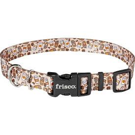 Frisco フリスコ ペットグッズ 犬用品 首輪・ハーネス・リード 首輪・カラー【Coffee Polyester Dog Collar】