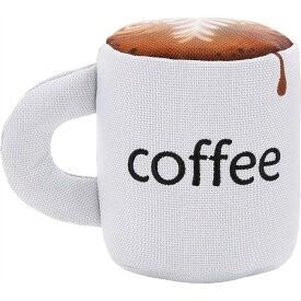 Frisco フリスコ ペットグッズ 犬用品 おもちゃ 【Ballistic Nylon Plush Squeaking Coffee Mug Dog Toy】