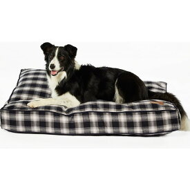 Pendleton ペンドルトン ペットグッズ 犬用品 ベッド・マット・カバー ベッド【Charcoal Ombre Petnapper Pillow Dog Bed w/Removable Cover】