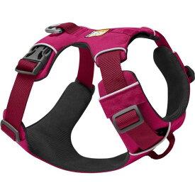 Ruffwear ラフウェア ペットグッズ 犬用品 首輪・ハーネス・リード ハーネス・胴輪【Front Range Harness】Hibiscus Pink