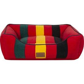 Pendleton ペンドルトン ペットグッズ 犬用品 ベッド・マット・カバー ベッド【Mount Rainier National Park Kuddler Dog Bed】Red