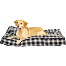 PENDLETON ペンドルトン ペットグッズ 犬用品 ベッド・マット・カバー ベッド【Napper Dog Bed】Charcoal Ombre Plaid