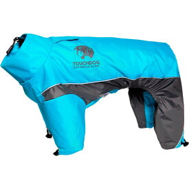 Touchdog タッチドッグ ペットグッズ 犬用品 ウェア 【Quantum-Ice Full-Bodied Adjustable and 3M Reflective Dog and Cat Jacket with Blackshark Technology - Blue】