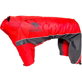 Touchdog タッチドッグ ペットグッズ 犬用品 ウェア 【Quantum-Ice Full-Bodied Adjustable and 3M Reflective Dog and Cat Jacket with Blackshark Technology - Red】