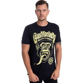 インペリコン Impericon メンズ Tシャツ トップス【- Big Brand Logo - T-Shirt】black