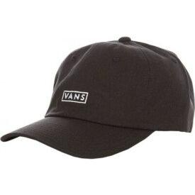 ヴァンズ Vans ユニセックス キャップ 帽子【- Curved Bill Jockey - Cap】black