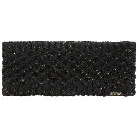 アディダス adidas レディース ヘアアクセサリー【Evergreen II Lurex Headband】Black/Gold