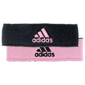 アディダス adidas ユニセックス ヘアアクセサリー【Interval Reversible Headband】Pink/Black