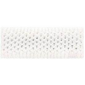 アディダス adidas レディース ヘアアクセサリー【Evergreen II Lurex Headband】White/Silver