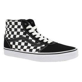 ヴァンズ Vans メンズ シューズ・靴 スニーカー【Ward High Casual Shoe】Black/White
