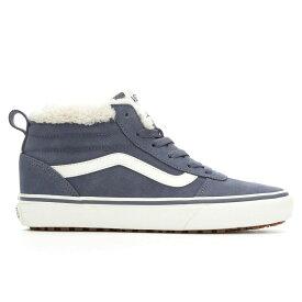 ヴァンズ Vans レディース シューズ・靴 スニーカー【Ward MTE High Casual Shoe】Blue/White