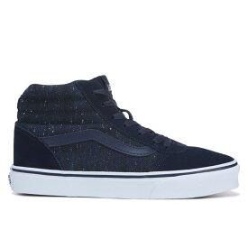 ヴァンズ Vans レディース シューズ・靴 スニーカー【Ward High Casual Shoe】Navy/White