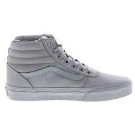 ヴァンズ Vans レディース シューズ・靴 スニーカー【Ward High Casual Shoe】Grey