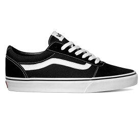 ヴァンズ Vans メンズ シューズ・靴 スニーカー【Ward Casual Shoe】Black/White