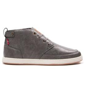 リーバイス Levis メンズ シューズ・靴 スニーカー【Atwater Casual Shoe】Grey/White