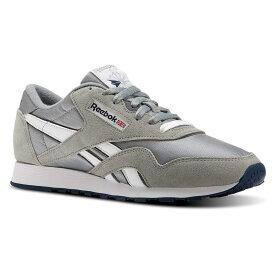 リーボック Reebok メンズ シューズ・靴 スニーカー【Classic Nylon Casual Shoe】Grey/White