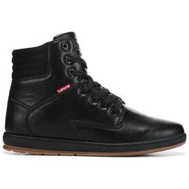 リーバイス Levis メンズ シューズ・靴 スニーカー【Fletcher II Casual Shoe】Black/Brown