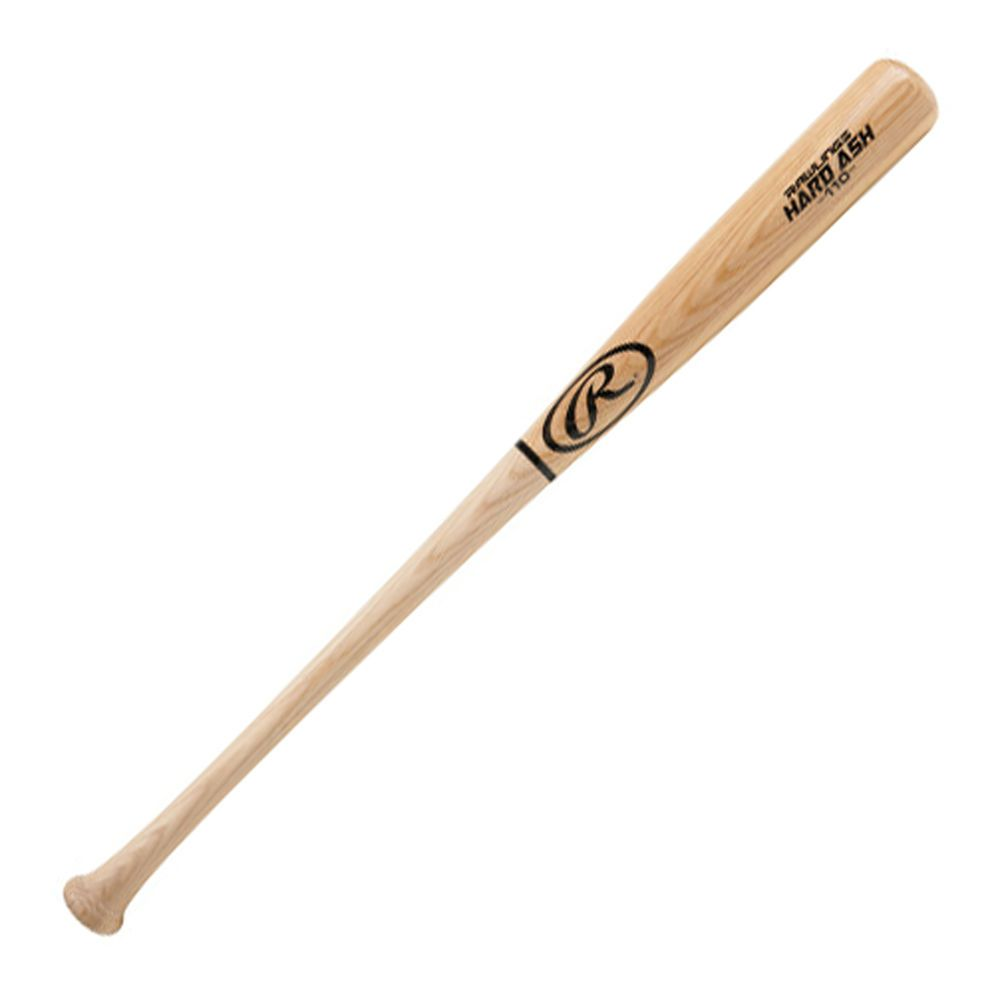 ローリングス Rawlings ユニセックス 野球 バット【Adult 110 Profile Ash Wood Bat】