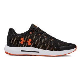 アンダーアーマー Under Armour メンズ ランニング・ウォーキング シューズ・靴【Micro G Pursuit Running Shoe】Black/Orange