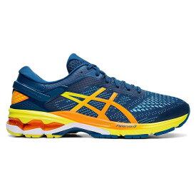 アシックス ASICS メンズ ランニング・ウォーキング シューズ・靴【GEL-Kayano 26 Running Shoe】Blue/Yellow
