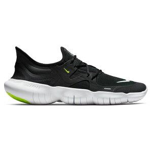 ナイキ Nike メンズ ランニング・ウォーキング シューズ・靴【Free RN 5.0 Running Shoe】Black/White