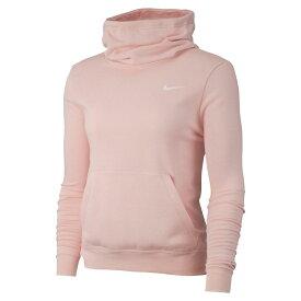 ナイキ Nike レディース パーカー トップス【Sportswear Funnel Neck Hoodie】Pink
