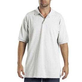 ディッキーズ Dickies メンズ ポロシャツ トップス【Adult Short Sleeve Pique Polo】White