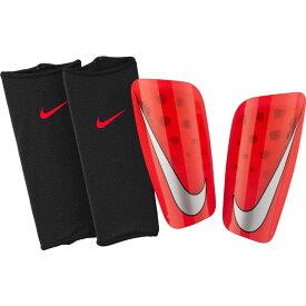 ナイキ Nike ユニセックス サッカー シンガード プロテクター【Mercurial Lite Soccer Shin Guards】Red