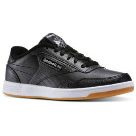 リーボック Reebok メンズ シューズ・靴 スニーカー【Classic Leather Casual Shoe】Black/White