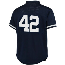 d9b24a837 ミッチェル&ネス Mitchell & Ness メンズ トップス【New York Yankees Adult Cooperstown Mesh  Batting