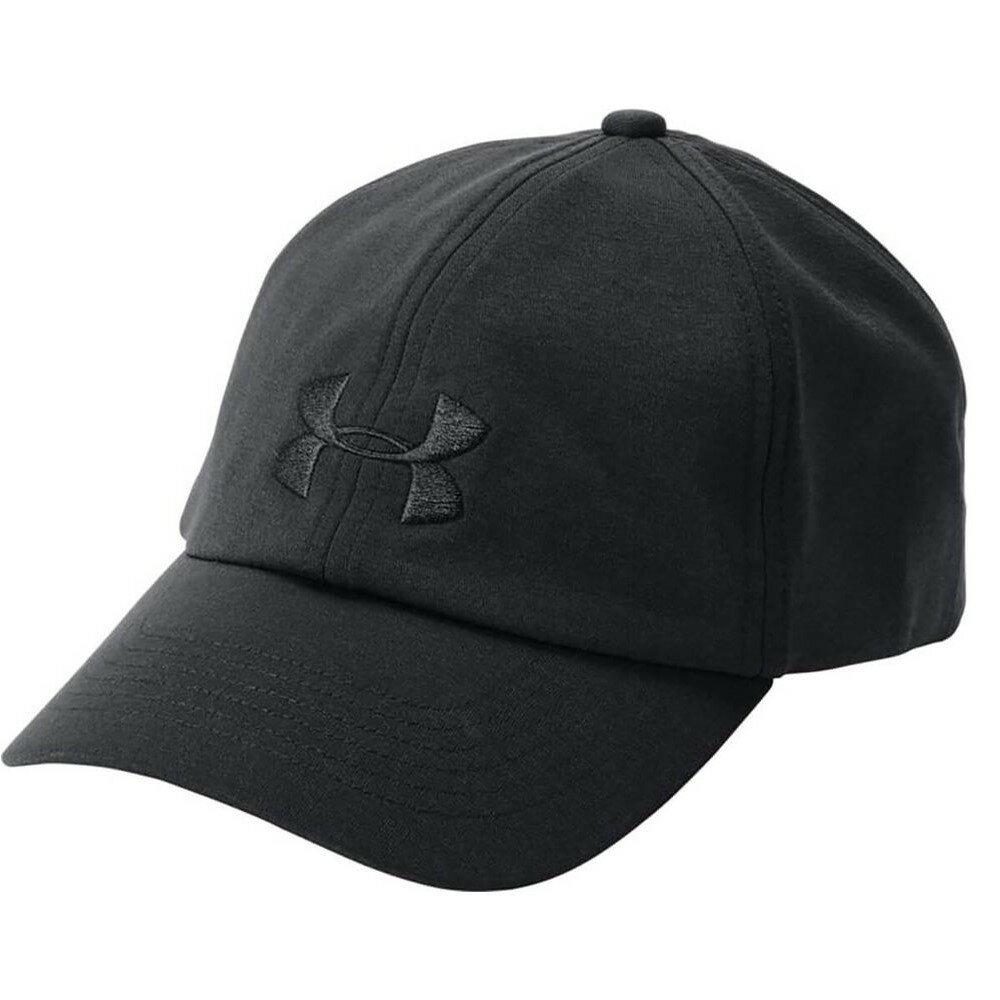 アンダーアーマー Under Armour レディース 帽子 キャップ【Threadborne Renegade Cap】Black/Black