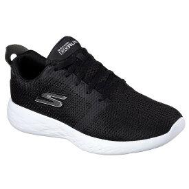 スケッチャーズ Skechers メンズ ランニング・ウォーキング シューズ・靴【GOrun 600 Walking Shoe】Black/White