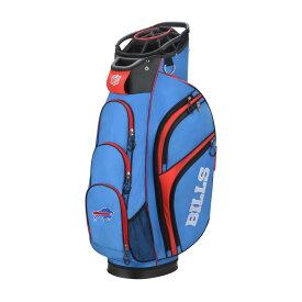 ウィルソン Wilson ユニセックス ゴルフ【Buffalo Bills Cart Golf Bag】Blue