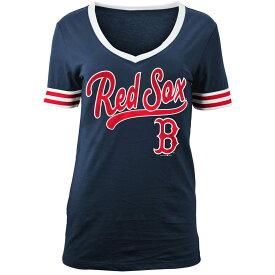 ニューエラ New Era レディース トップス Tシャツ【Boston Red Sox 2018 Varsity T-Shirt】Red