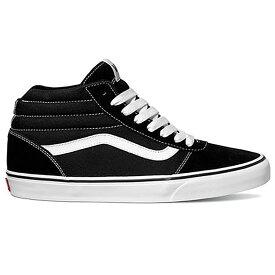 ヴァンズ Vans メンズ シューズ・靴 スニーカー【Ward High Top Casual Shoe】Black/White