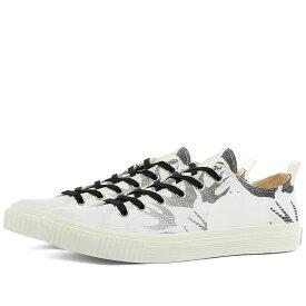 アレキサンダー マックイーン McQ Alexander McQueen メンズ スニーカー シューズ・靴【Swallow Low Plimsoll】Optic White/Black