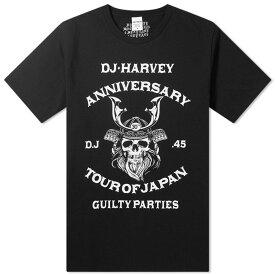 ワコマリア Wacko Maria メンズ Tシャツ トップス【x DJ Harvey Tee】Black