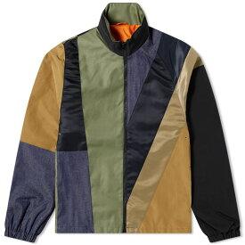 ソフネット SOPHNET. メンズ ジャケット スタンドカラー アウター【Stand Collar Jacket】Khaki